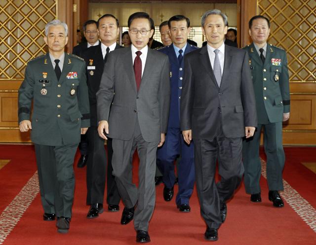 20110519 국방장관 임명.JPG