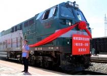 중국의 신실크로드 연결하는 대륙철도 잇따라 개통