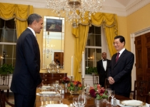 """오바마, 후진타오에 """"인권 추구해야"""""""