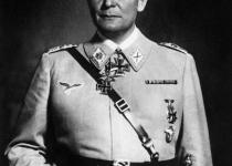 독일 제3제국의 2인자 헤르만 괴링