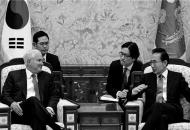 김장욱 전 한미연합사령관 통역관을 만나다
