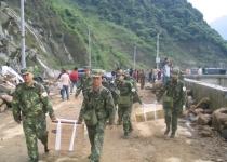 """""""중국 인민해방군, 북한 급변사태 때 대동강 이북 점령"""""""