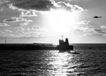'1차 기습' 실패로 해적들 이동…한때 위험 노출